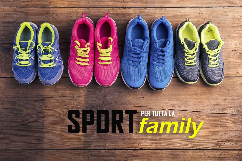 Sport per tutta la famiglia - Sport Family - Sedriano